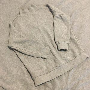 H&M Tops - Mock Neck Sweatshirt with Dolman Sleeve